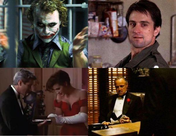 10 scene care au aparut in unele dintre cele mai tari filme din istorie, desi nu erau in scenariu