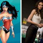 Gal Gadot: actrita din Fast and Furious va fi Wonder Woman in super productia Batman versus Superman, eroina apare pentru prima data pe marile ecrane