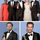 Gala Globurilor de Aur 2014: 12 Years a Slave, cel mai bun film de drama, Matthew McConaughey si Leonardo DiCaprio, cei mai bun actori. Afla cine sunt marii castigatori