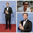Leonardo DiCaprio a castigat cel de-al doilea Glob de Aur din cariera pentru rolul din The Wolf of Wall Street. Cui a multumit actorul si ce sfaturi le-a oferit colegilor sai
