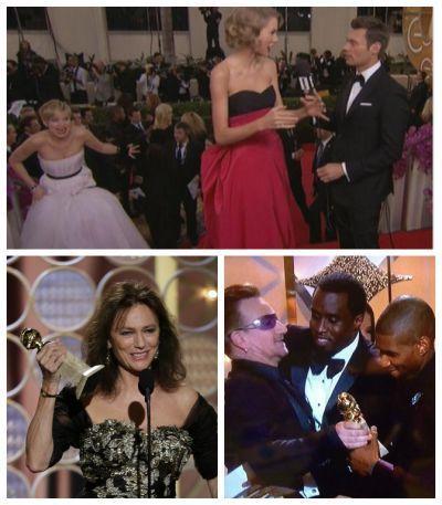 Cele mai ciudate momente de la Globurile de Aur 2014: cea mai mare gafa din ultimii ani, injuratura lui Jacqueline Bisset si discursul lui Cate Blanchett