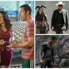 Zmeura de Aur 2014: Adam Sandler a primit 8 nominalizari cu filmul Grown Ups 2. Care sunt considerate cele mai proaste filme