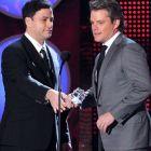 Jimmy Kimmel l-a facut de ras in emisiune pe Matt Damon, ce rafuiala duce actorul din The Monuments Men cu starul de televiziune