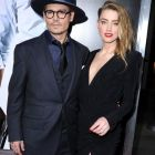 Johnny Depp: actorul a venit sa isi sustina iubita, Amber Heard, la premiera noului ei film, 3 Days To Kill: cum au aparut cei doi pe covorul rosu