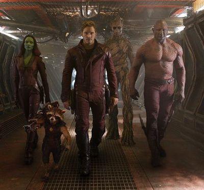 Imagini spectaculoase din Guardians of The Galaxy, cel mai asteptat film din 2014: cum arata eroii Universului