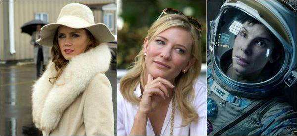 5 actrite, o singura statueta de aur: vedetele care se lupta pentru trofeu la categoria cea mai buna actrita in rol principal: voteaza-ti favorita aici
