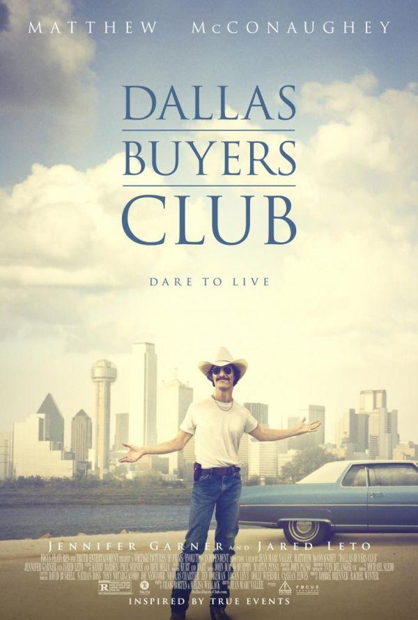 Dallas Buyers Club: un film magnific, cu interpretari geniale