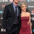 Chris Hemsworth este tata din nou: sotia sa, actrita de origine romana Elsa Pataky, a nascut gemeni