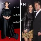 Emma Watson si Russell Crowe au furat toata atentia la premiera super productiei Noah: actrita de 23 de a maturisit ca a fost coplesita fizic si emotional de acest film