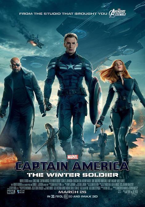 Premiere la cinema: Captain America: The Winter Soldier, unul dintre cele mai asteptate filme ale anului, ajunge in Romania