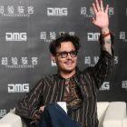 Johnny Depp a vizitat China pentru prima data: actorul a dezvaluit de ce a acceptat rolul din Transcendence, unul dintre cele mai ambitioase filme din cariera lui
