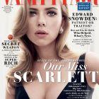 Scarlett Johansson, pe coperta Vanity Fair. Vezi pictorialul indraznet pe care l-a realizat actrita insarcinata in cinci luni