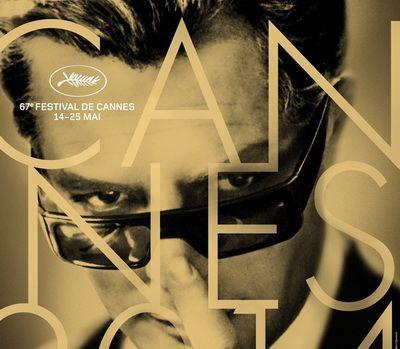 Marcello Mastroianni, simbolul elegantei si cinema-ului liber: actorul apare pe afisul Festivalului de Film de la Cannes 2014