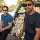 Primul poster pentru The Equalizer, un thriller exploziv cu Denzel Washington: cum arata actorul in noul sau rol