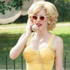 Jessica Chastain se transforma in sex-simbolul Hollywoodului: actrita o va portretiza pe Marilyn Monroe intr-un film produs de Brad Pitt