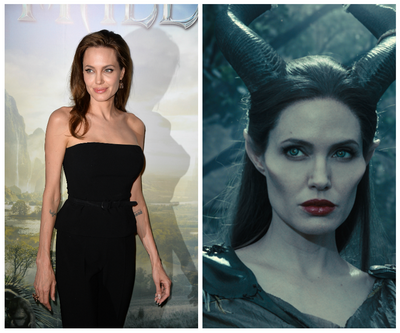 Angelina Jolie arata din ce in ce mai bine: cum a surprins actrita la premiera noului ei film, Maleficent