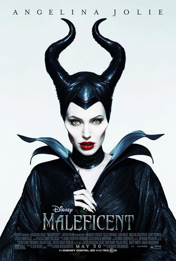 Maleficent: fata intunecata a Angelinei Jolie