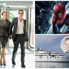 STIRI PE SCURT. Angelina Jolie si Daniel Day-Lewis, decorati de Regina Marii Britanii. The Amazing Spider-Man 3 a fost amanat