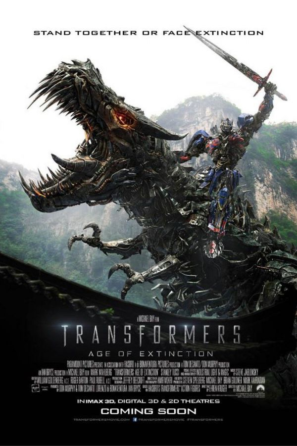 Transformers:Age of Extinction: Michael Bay, master of disaster