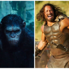 Filmele lunii iulie la cinema: Dawn of The Planet of The Apes, Hercules si alte filme de vazut la cinema