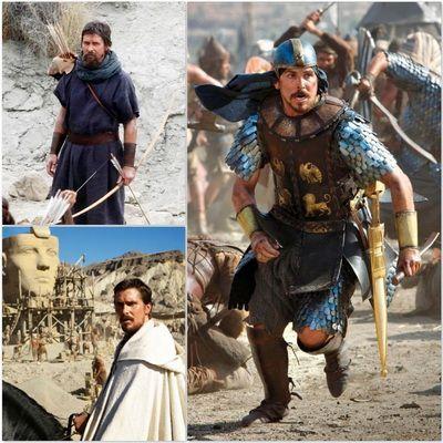 Trailer spectaculos pentru Exodus: Gods and Kings. Christian Bale si Joel Edgerton aduc o confruntare legendara in filmul regizat de Ridley Scott