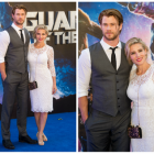 Chris Hemsworth si Elsa Pataky, cuplul perfect: cei doi au atras toate privirile la premiera Guardians of The Galaxy: primele recenzii ale filmului sunt extraordinare