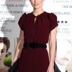 Keira Knightley da dovada de curaj: actrita a pozat topless pentru revista Interview