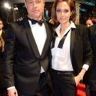 Primele imagini cu Angelina Jolie si Brad Pitt dupa nunta secreta. Cum arata verighetele celor doi