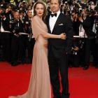 Prima fotografie cu Angelina Jolie in rochie de mireasa. Ce tinuta a purtat in cea mai importanta zi din viata