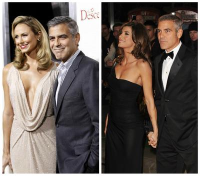 Timp de 20 de ani a fost cel mai ravnit burlac de la Hollywood: cine au fost si cum arata fostele iubite ale lui George Clooney
