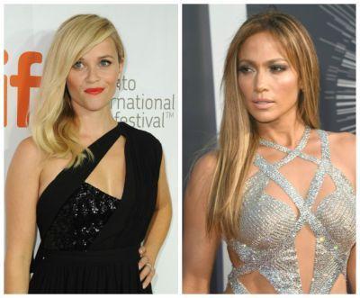 Ele sunt cele mai influente femei din lume: Reese Witherspoon si Jennifer Lopez, pe primul loc in clasament