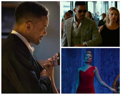 Trailer pentru Focus: Will Smith este  un hot profesionist care se indragosteste de frumoasa Margot Robbie intr-un thriller spectaculos