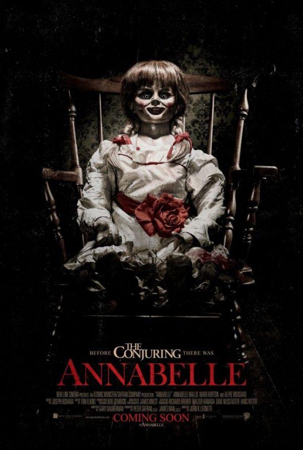 Premiere la cinema: Annabelle, cel mai asteptat film horror din 2014, se lanseaza in Romania