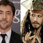 Javier Bardem se afla in negocieri pentru  Pirates of the Caribbean 5 : acesta se va infrunta cu capitanul Jack Sparrow, interpretat de Johnny Depp
