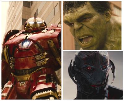 Avengers, assemble! S-a lansat primul trailer pentru The Avengers: Age of Ultron: Razbunatorii infrunta Apocalipsa pe care o aduce robotul Ultron