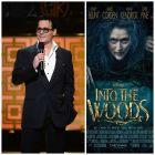 Imagini superbe din  Into The Woods : cum arata Johnny Depp in rolul Lupului. Inca o transformare magistrala a actorului