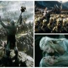Ultimul trailer pentru The Hobbit: The Battle of The Five Armies: a venit vremea razboiului. Peter Jackson isi ia adio de la Middle-Earth