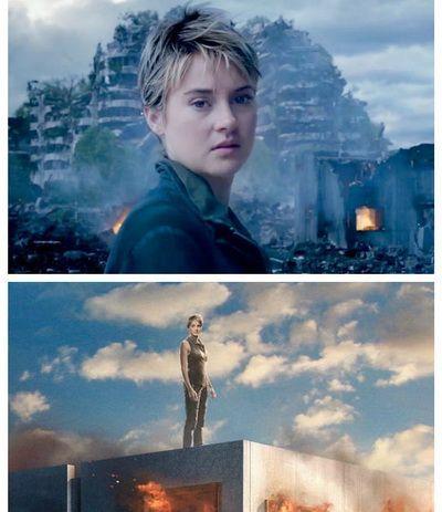 Primul trailer pentru Insurgent, al doilea film din seria Divergent: Tris este complet schimbata si debusolata dupa evenimentele din primul film