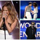 Kristen Stewart, la un pas de accident vestimentar, Jennifer Lopez, gafa pe scena, iar Johnny Depp a tinut un discurs incoerent. Cele mai bizare momente de la Hollywood Film Awards