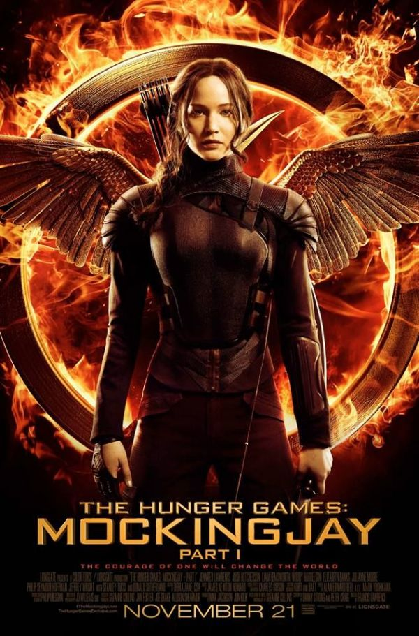 Premiere la cinema:  Jennifer Lawrence declanseaza revolta in The Hunger Games: Mockingjay- Part 1