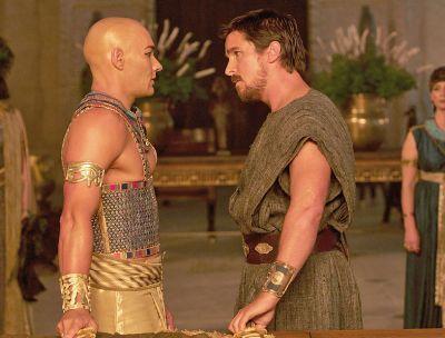 Filmul  Exodus: Zei si regi , cel mai ambitios si grandios film al lui Ridley Scott de la Gladiatorul incoace, are premiera in Romania pe 12 decembrie