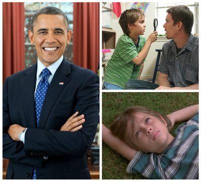 Boyhood , filmul preferat al presedintelui Barack Obama in 2014: ce a declarat despre productia considerata favorita la Oscar