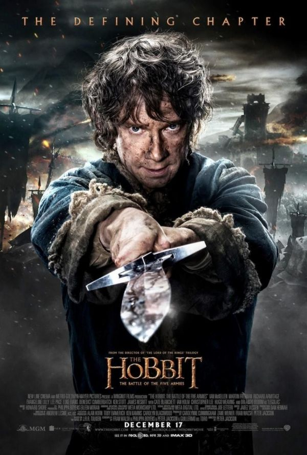 The Hobbit: The Battle of The Five Armies, ultima calatorie in Middle-Earth