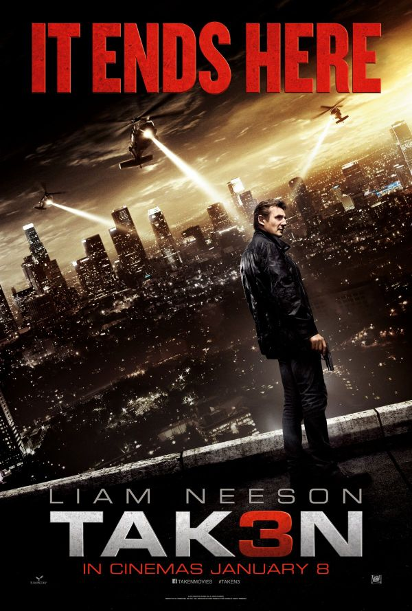 Premiere la cinema: Liam Neeson aduce primul film de actiune spectaculos al anului, Taken 3