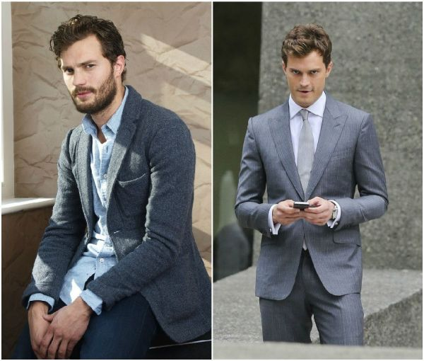 Topul celor mai sexy barbati din lume. Jamie Dornan, starul din Fifty Shades of Grey, ocupa prima pozitie