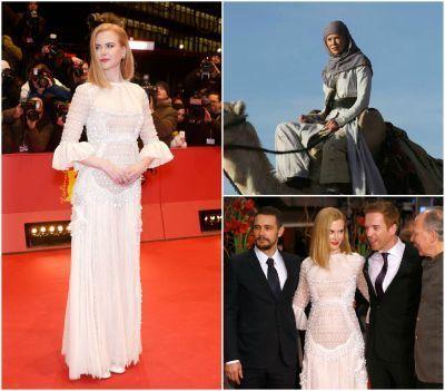 Festivalul de Film de la Berlin: Nicole Kidman a stralucit la premiera filmului Queen of The Desert. Povestea femeii care a schimbat Orientul Mijlociu si a modelat Iraq-ul modern