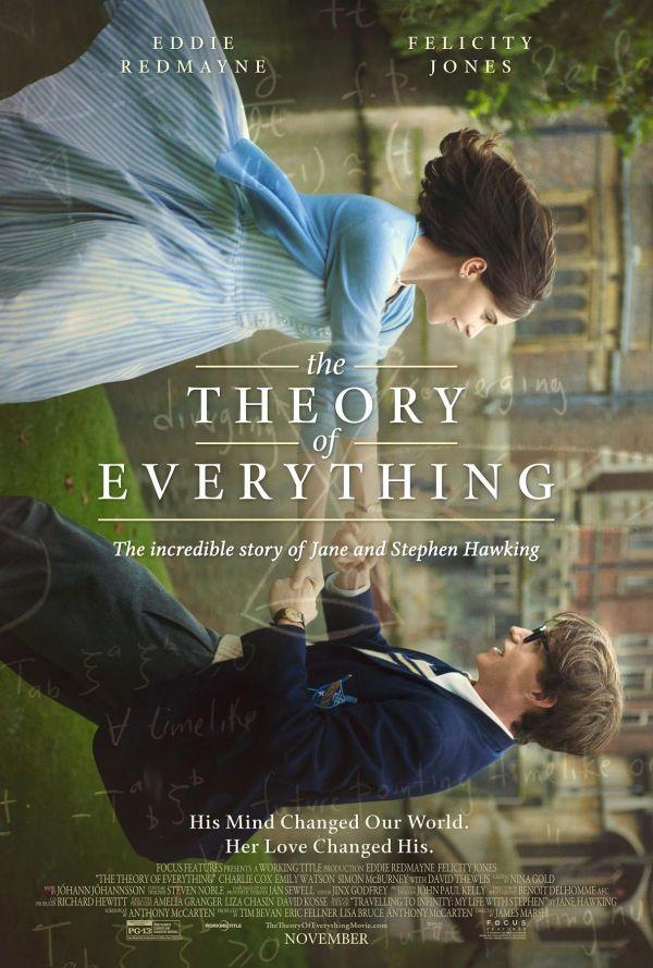 Premiere la cinema: The Theory of Everything, un film de Oscar, cu interpretari exceptionale, despre viata lui Stephen Hawking