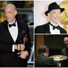 J.K. Simmons a primit Oscarul pentru cel mai bun actor in rol secundar. Ce discurs emotionant a tinut actorul care a avut o interpretare memorabila in Whiplash