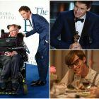 Mesajul emotionant din partea lui Stephen Hawking: ce i-a transmis savantul lui Eddie Redmayne, cel care l-a jucat in The Theory of Everything si a castigat Oscarul