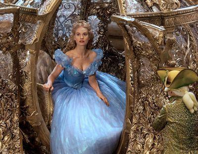 Personajele indragite din bdquo;Cenusareasa  revin pe marele ecran, la 65 de ani de la premiera animatiei de exceptie. Secretele productiei  Cinderella , cu Cate Blanchett si Lily James